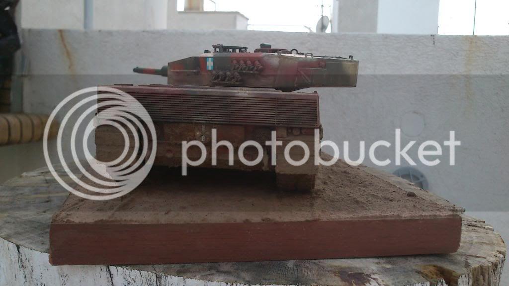 Leopard 2A4, ΕΣ,   Italeri 1/35 DSC_75902