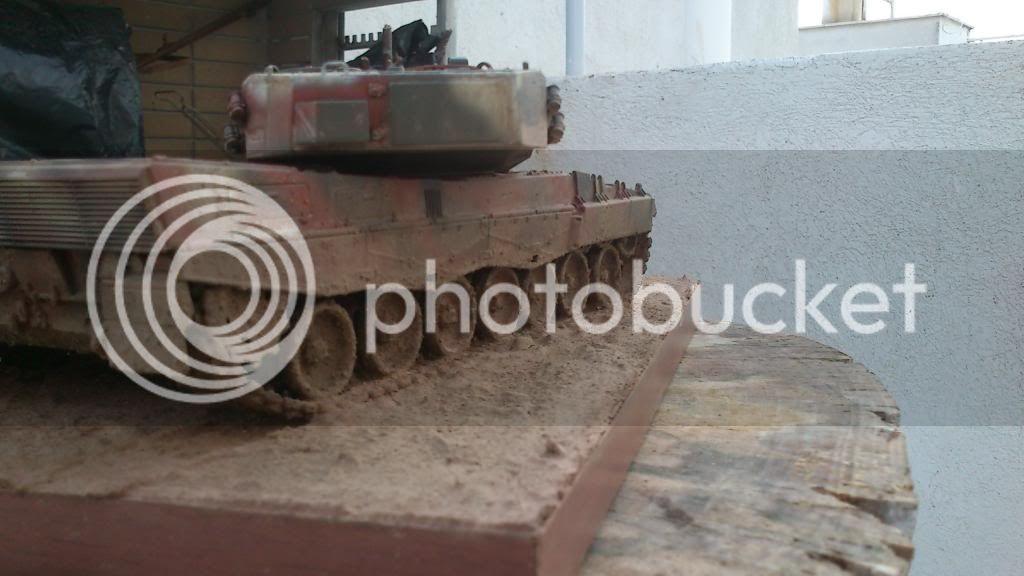 Leopard 2A4, ΕΣ,   Italeri 1/35 DSC_75912