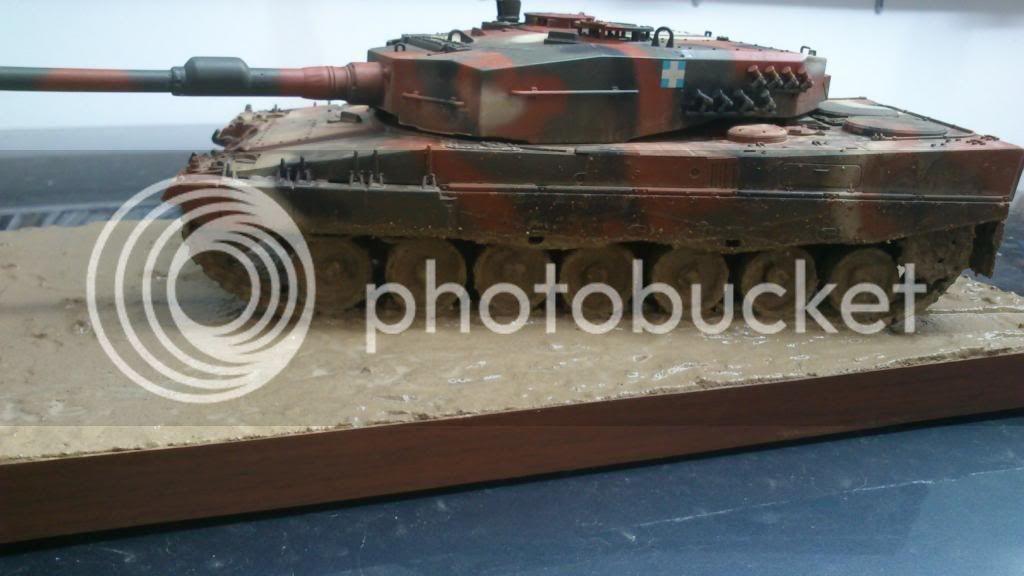 Leopard 2A4, ΕΣ,   Italeri 1/35 DSC_7593