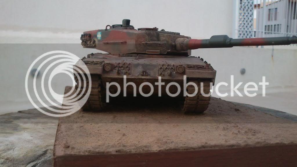 Leopard 2A4, ΕΣ,   Italeri 1/35 DSC_75942