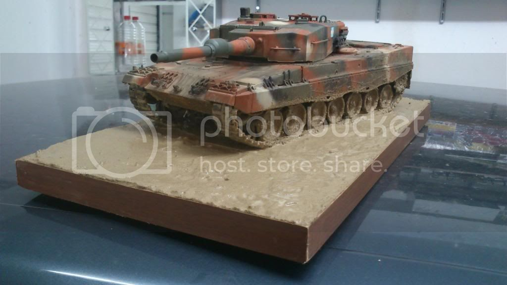 Leopard 2A4, ΕΣ,   Italeri 1/35 DSC_7595