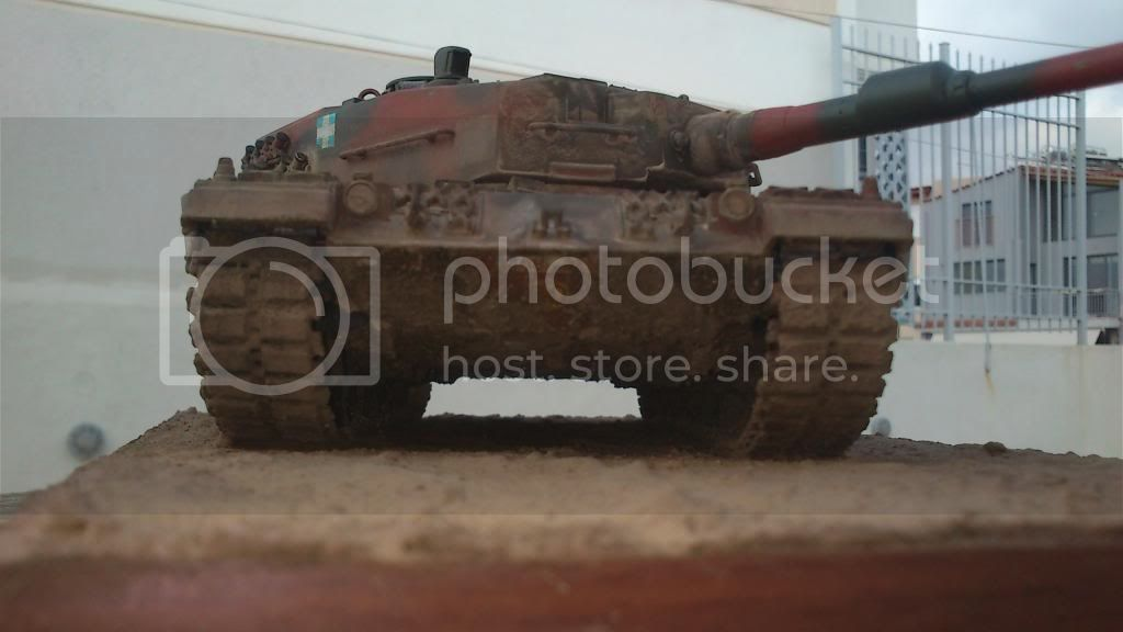 Leopard 2A4, ΕΣ,   Italeri 1/35 DSC_75952