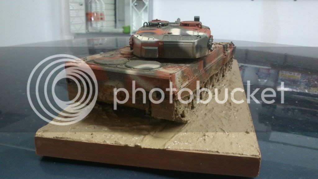 Leopard 2A4, ΕΣ,   Italeri 1/35 DSC_7596