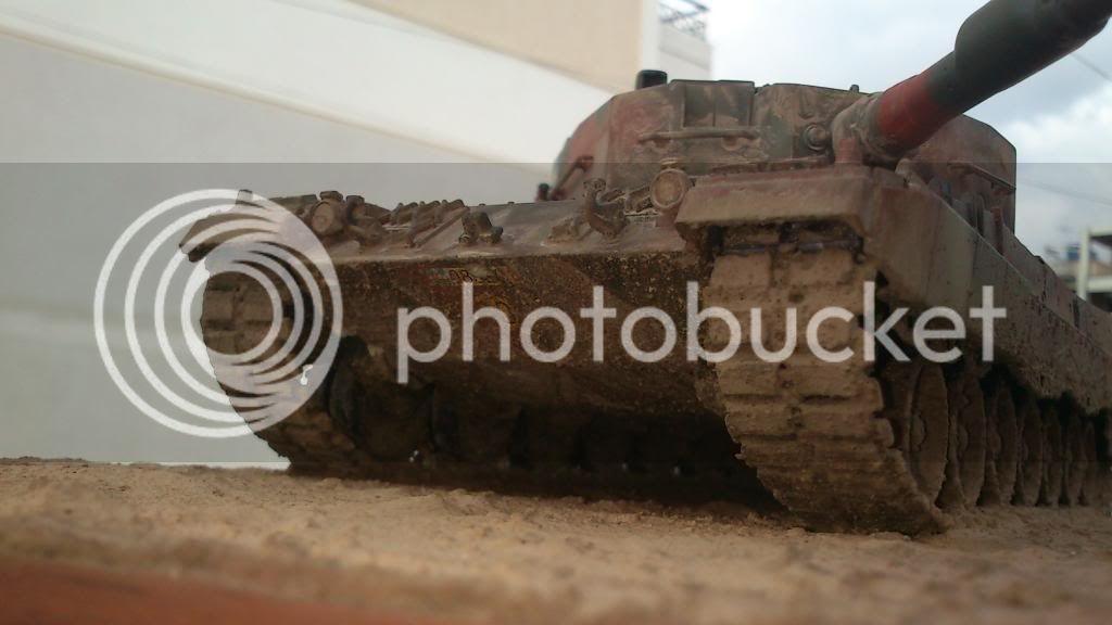 Leopard 2A4, ΕΣ,   Italeri 1/35 DSC_75962