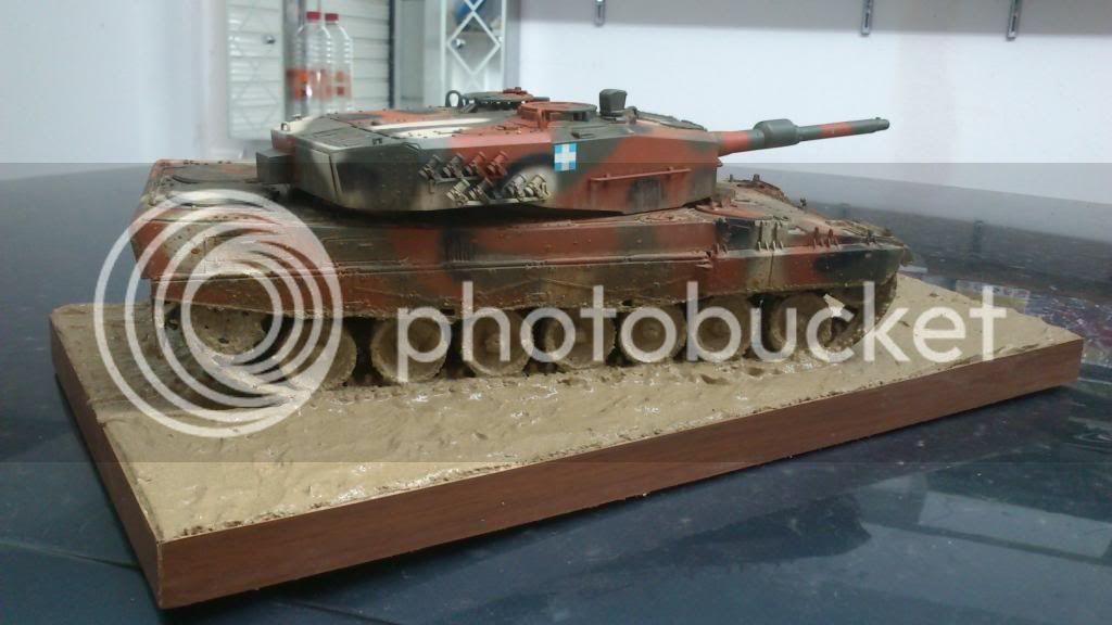 Leopard 2A4, ΕΣ,   Italeri 1/35 DSC_7597