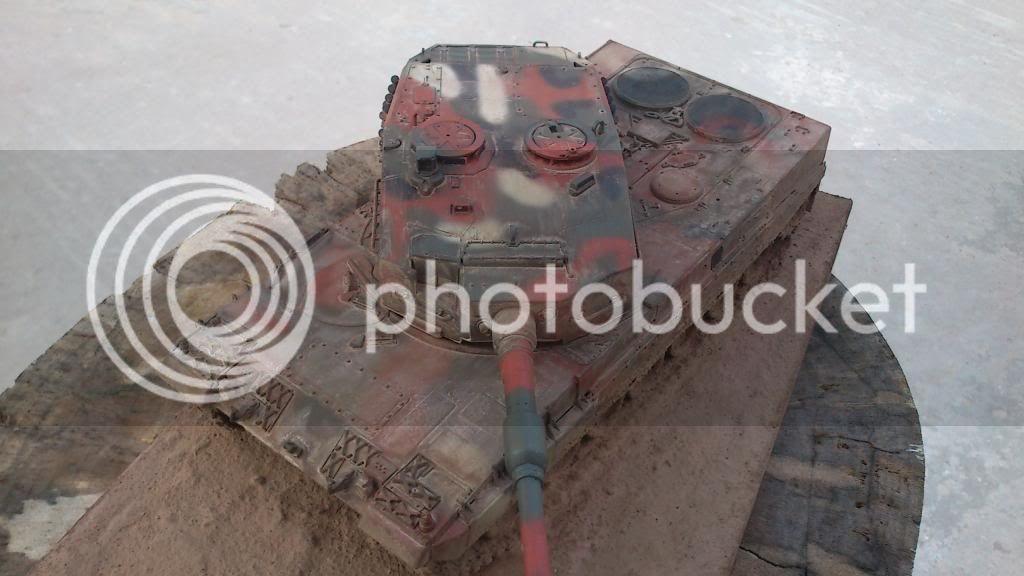 Leopard 2A4, ΕΣ,   Italeri 1/35 DSC_75982