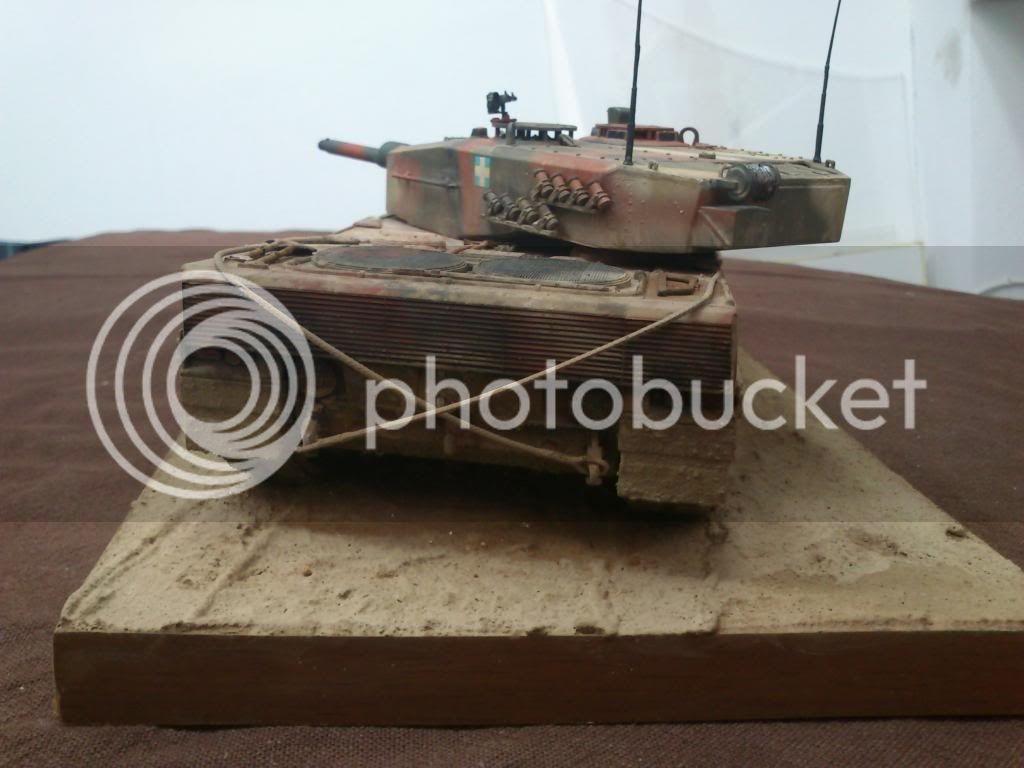 Leopard 2A4, ΕΣ,   Italeri 1/35 DSC_7647