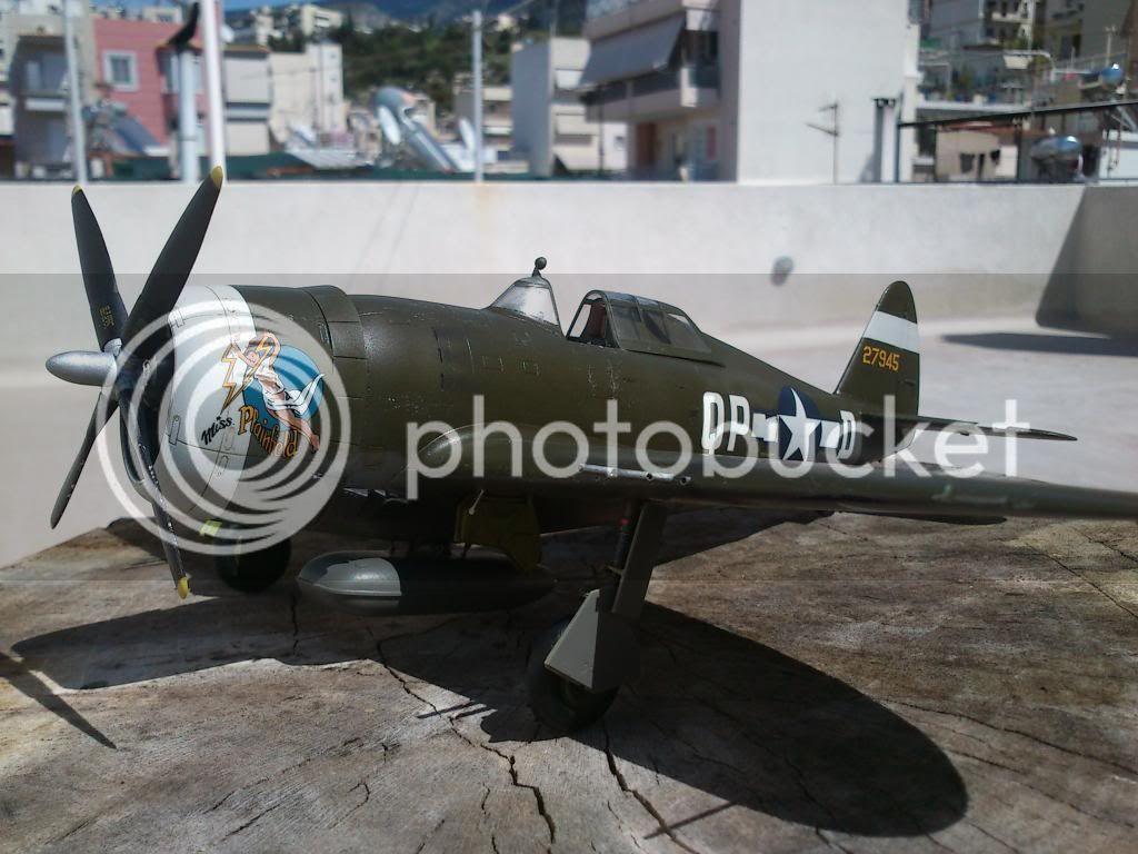 P-47D-1-RE, Σπύρος Πισάνος, Tamiya 1/48 DSC_7873