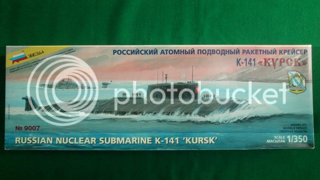 Πυρηνοκίνητο υποβρύχιο Kursk K-141 (Zvezda 1/350) DSC_1096