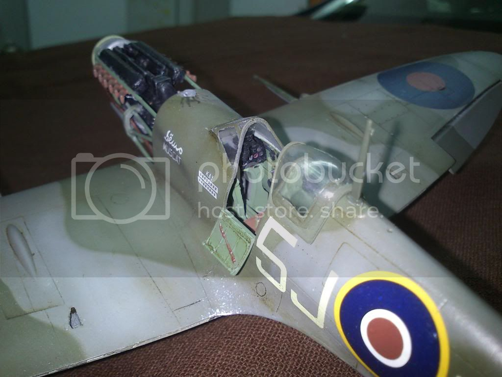 Spitfire Mk.IX, Ιωάννης Πλαγής  (ICM 1/48 ) - Σελίδα 2 DSC_7739