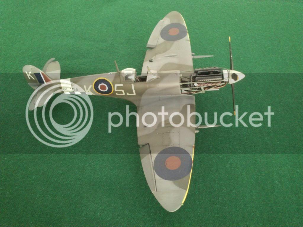 Spitfire Mk.IX, Ιωάννης Πλαγής  (ICM 1/48 ) - Σελίδα 2 DSC_7750