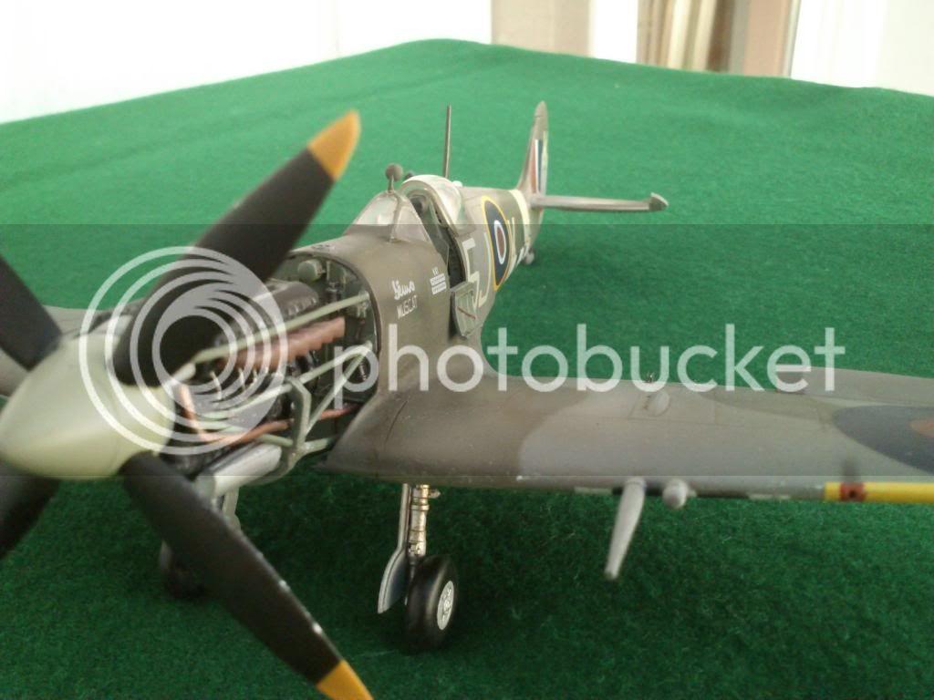Spitfire Mk.IX, Ιωάννης Πλαγής  (ICM 1/48 ) - Σελίδα 2 DSC_7751