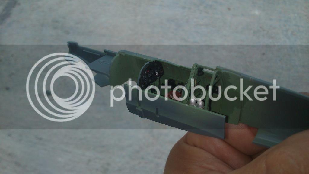 Spitfire Mk.IX Μυστράς 2
