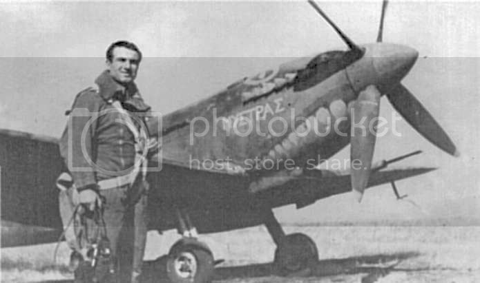 Spitfire Mk.IX Μυστράς ScrubelosSpitMYSTRAS