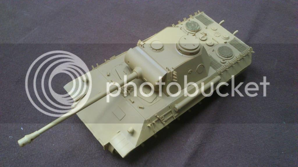 Panther Ausf D, ICM 1/35 DSC_8923