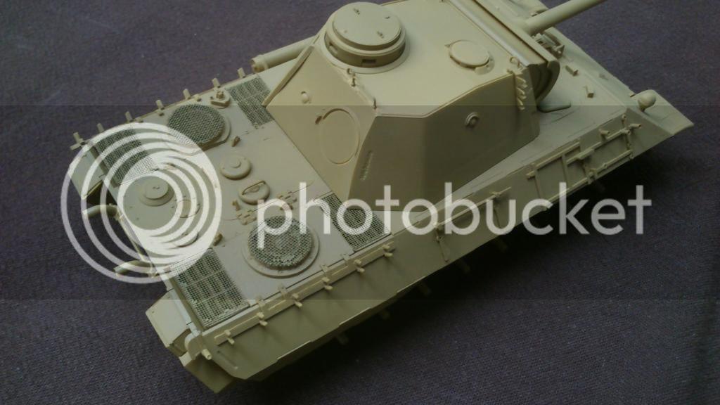 Panther Ausf D, ICM 1/35 DSC_8924