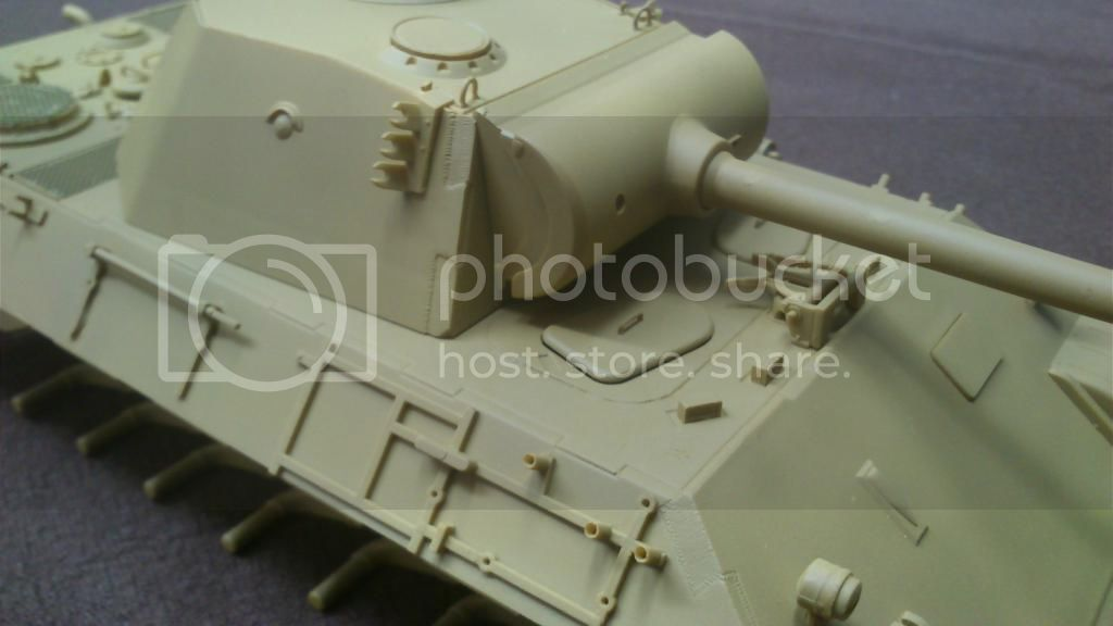 Panther Ausf D, ICM 1/35 DSC_8925
