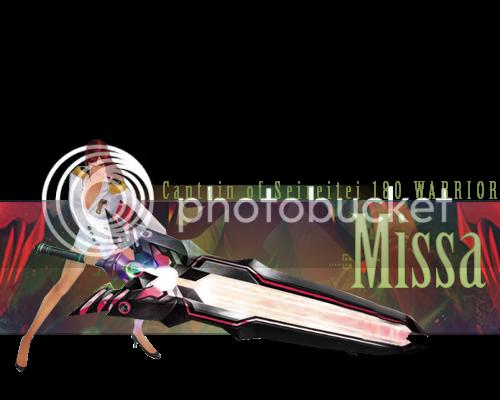 2 slot crystal Missasig