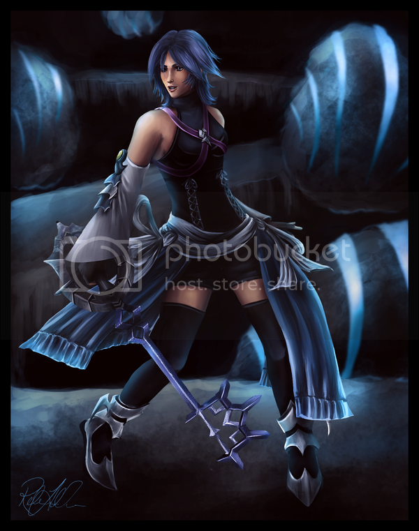 The Three Keyblade Masters (Jerica (Cyrix), Ichigo, and Grimmjow only unless I invite you or fit you into story) Aqua_by_miss_ninja