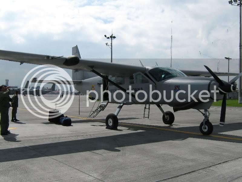 Aeronave militare in strainatate Caravan