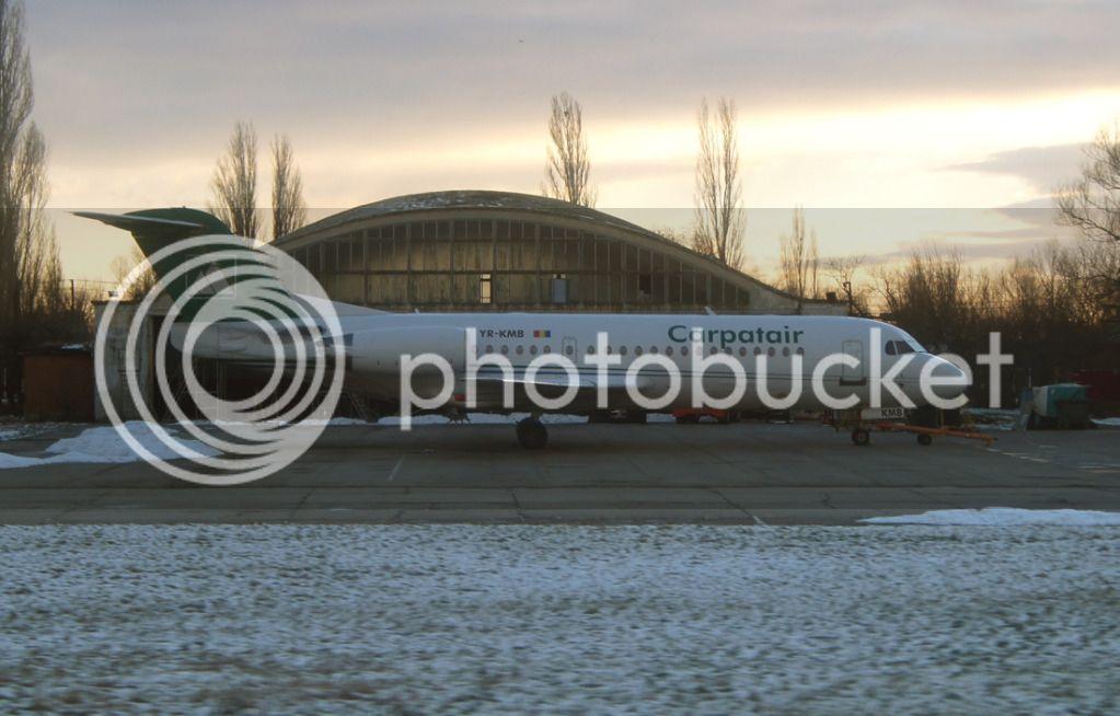 Aeroportul Timisoara (Traian Vuia) Ianuarie 2013 DSC08197