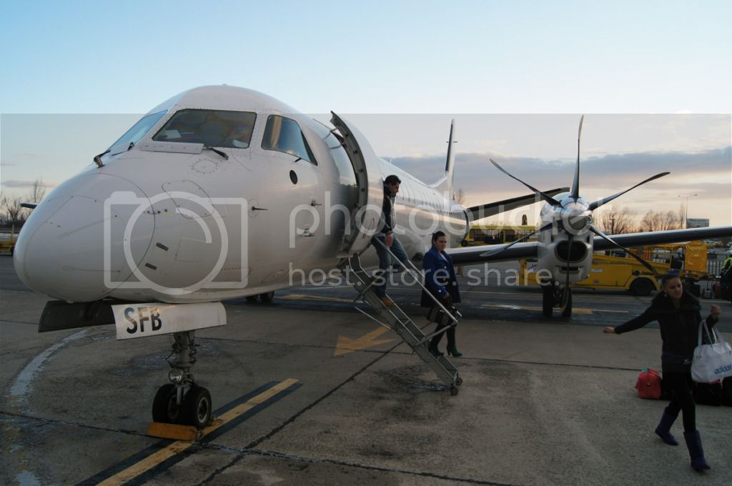 Aeroportul Timisoara (Traian Vuia) Ianuarie 2013 DSC08233
