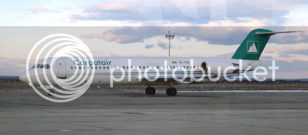 Aeroportul Timisoara (Traian Vuia) Ianuarie 2013 DSC08252