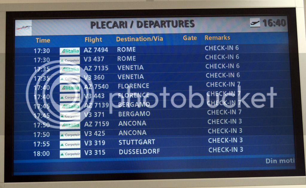 Aeroportul Timisoara (Traian Vuia) Ianuarie 2013 DSC08279