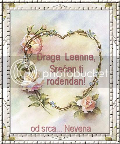 Leanna , srecan rodjendan !!!  LEANNA