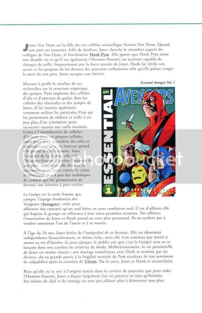 LA GUEPE ( Wasp ) Encyclopedie-047