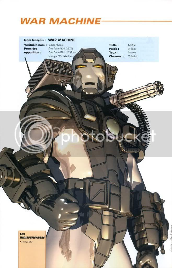 War Machine Encyclopedie-128