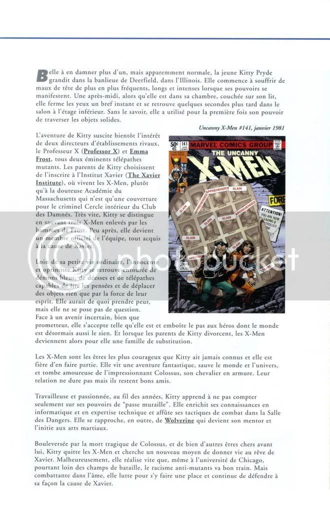 ETINCELLE ( Shadowcat ) Encyclopedie-199