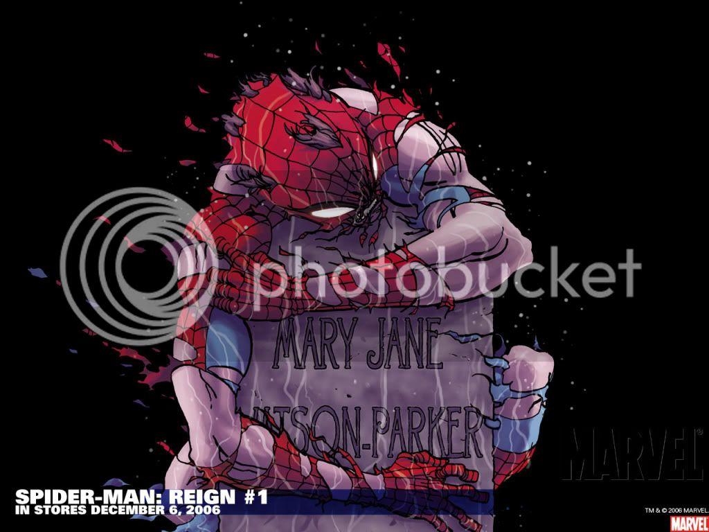 MARY JANE WATSON-PARKER Spiderman_Reign1