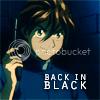 GUNDAM WING Duobackinblack