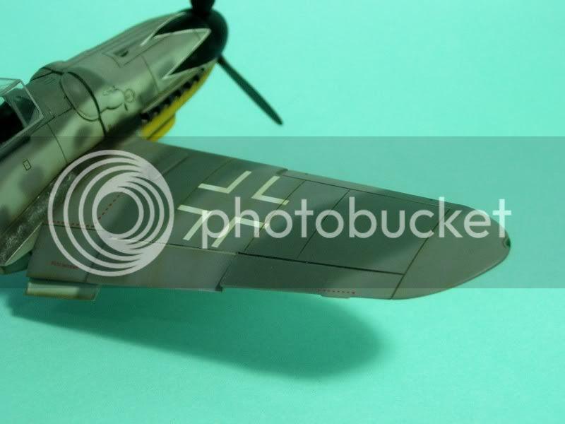 Messerschmitt 109 G-6 1/48 Erich Hartmann Tulipan Negro ASdeASES16