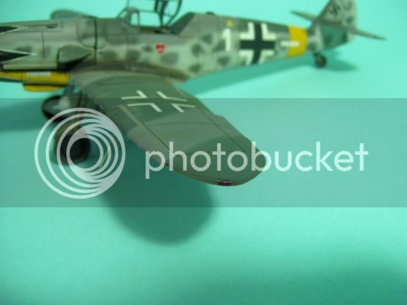 Messerschmitt 109 G-6 1/48 Erich Hartmann Tulipan Negro ASdeASES5