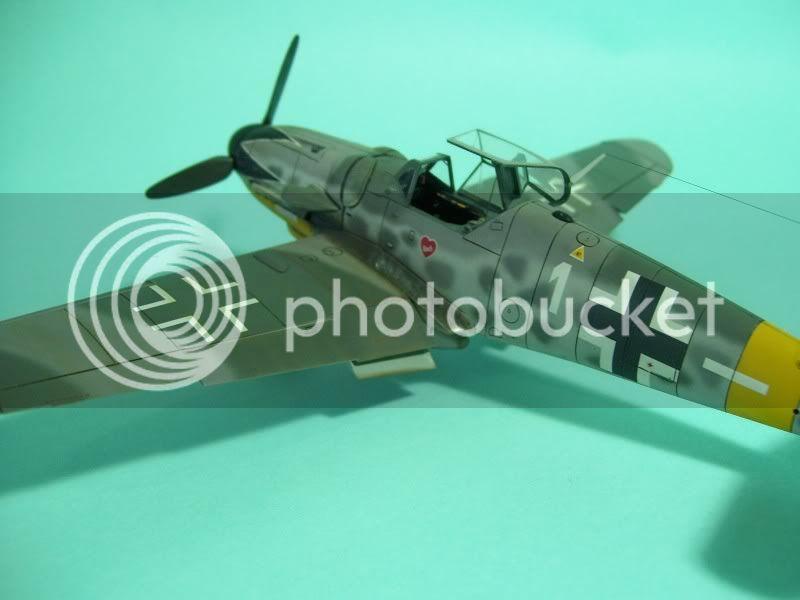 Messerschmitt 109 G-6 1/48 Erich Hartmann Tulipan Negro ASdeASES9