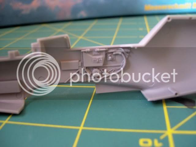 Messerschmitt 109 G-6 Erich Hartmann Tulipan N. (Terminado) AvancesDomingueros4