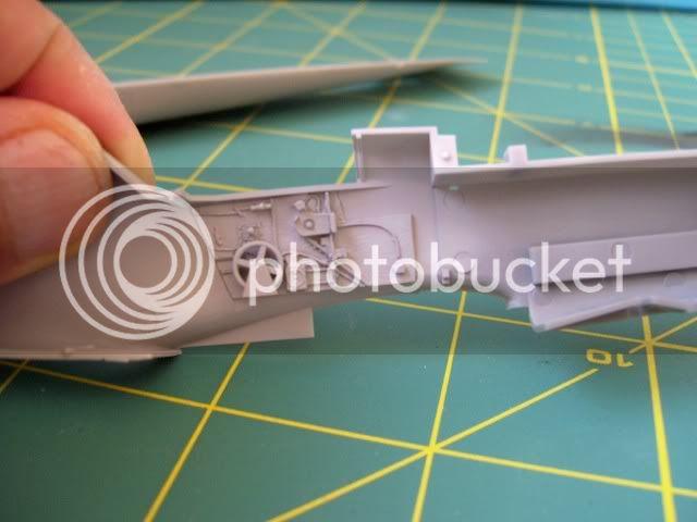 Messerschmitt 109 G-6 Erich Hartmann Tulipan N. (Terminado) AvancesDomingueros5