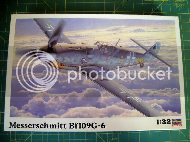 Messerschmitt 109 G-6 Erich Hartmann Tulipan N. (Terminado) AvancesMiercoles11