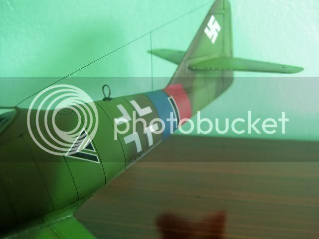 Messerschmitt 262 1/48 Tamiya, Rudolf Sinner III/JG-7 FinalizaciondelMe26212