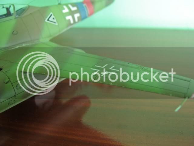 Messerschmitt 262 1/48 Tamiya, Rudolf Sinner III/JG-7 FinalizaciondelMe26214