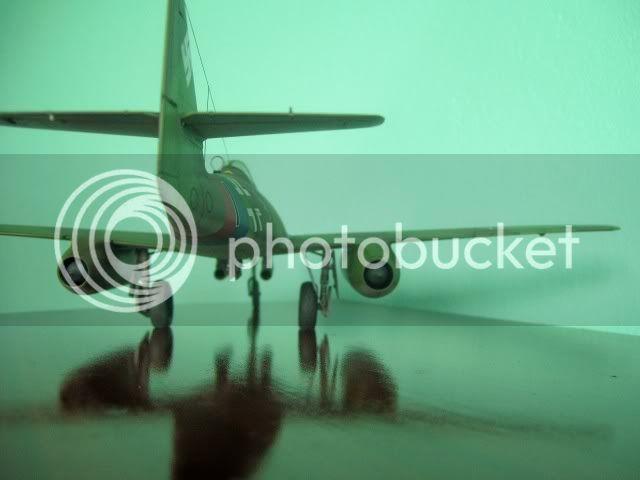Messerschmitt 262 1/48 Tamiya, Rudolf Sinner III/JG-7 FinalizaciondelMe26217