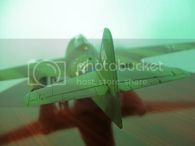 Messerschmitt 262 1/48 Tamiya, Rudolf Sinner III/JG-7 FinalizaciondelMe26218