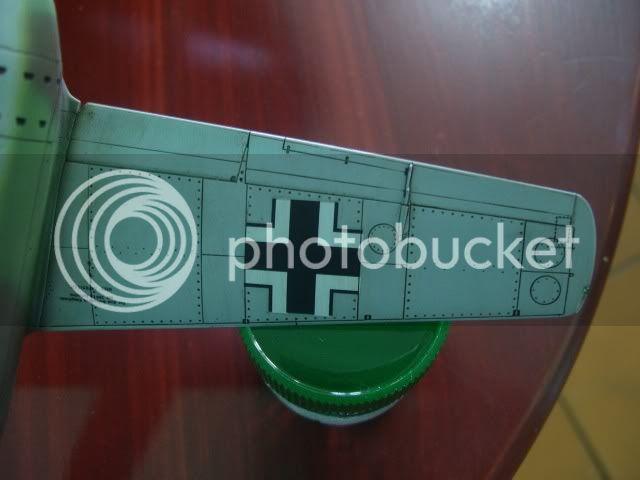Messerschmitt 262 1/48 Tamiya, Rudolf Sinner III/JG-7 FinalizaciondelMe26219