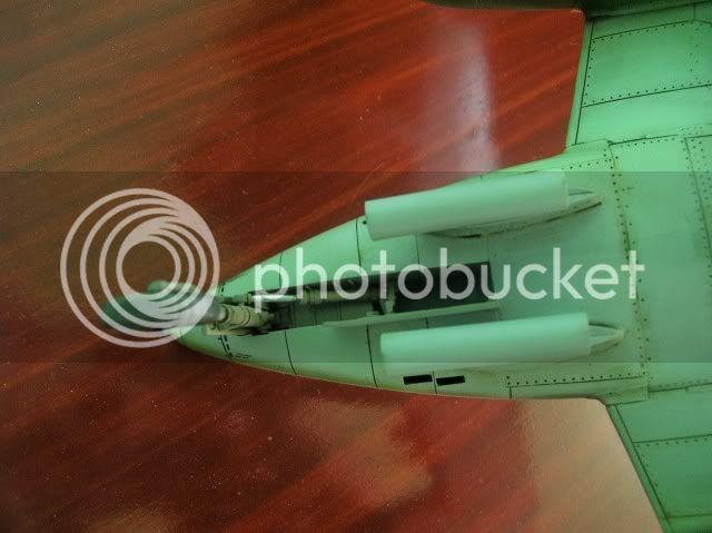 Messerschmitt 262 1/48 Tamiya, Rudolf Sinner III/JG-7 FinalizaciondelMe26220