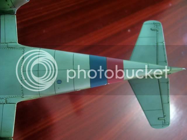 Messerschmitt 262 1/48 Tamiya, Rudolf Sinner III/JG-7 FinalizaciondelMe26222