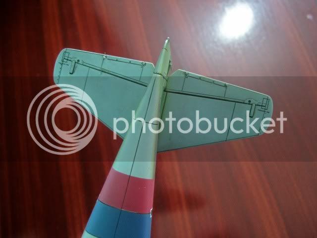 Messerschmitt 262 1/48 Tamiya, Rudolf Sinner III/JG-7 FinalizaciondelMe26223