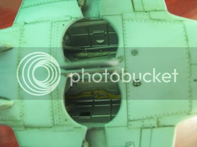 Messerschmitt 262 1/48 Tamiya, Rudolf Sinner III/JG-7 FinalizaciondelMe26224