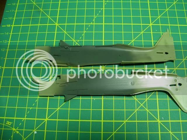 Focke Wulf 190 A-8/R2 JG-3 Nariz Negra Eduard 1/48 FockeWulf190A-8R27